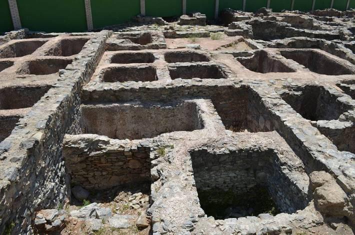 Arqueologia: Estrutura secular de salga e secagem de peixe no Médio Oriente, atual Síria