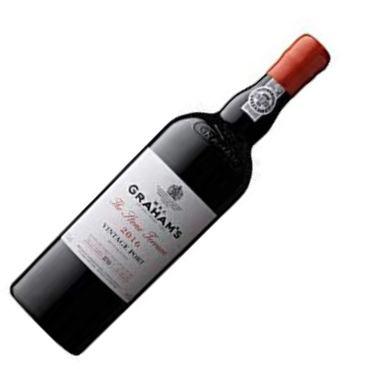 W. & J. Graham's Porto The Stone Terraces Vintage 2016 - O vinho português destacado