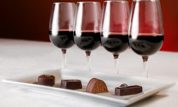 Porque é o vinho uma bebida tão romântica 8