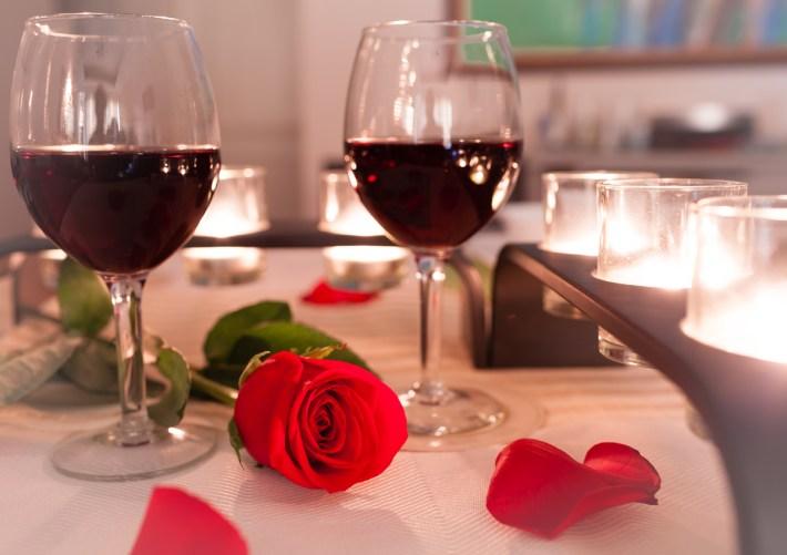 Porque é o vinho uma bebida tão romântica 3