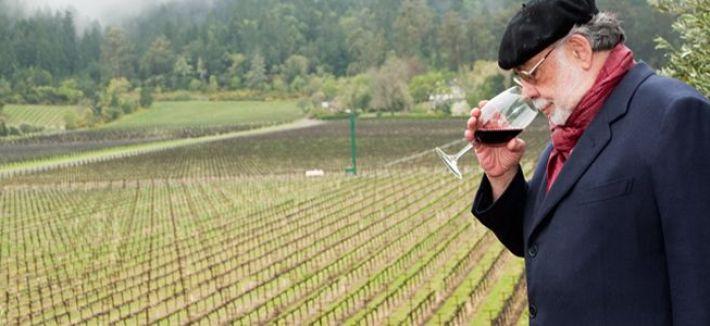 Francis Ford Copolla da realização de filmes à elaboração de vinhos 2