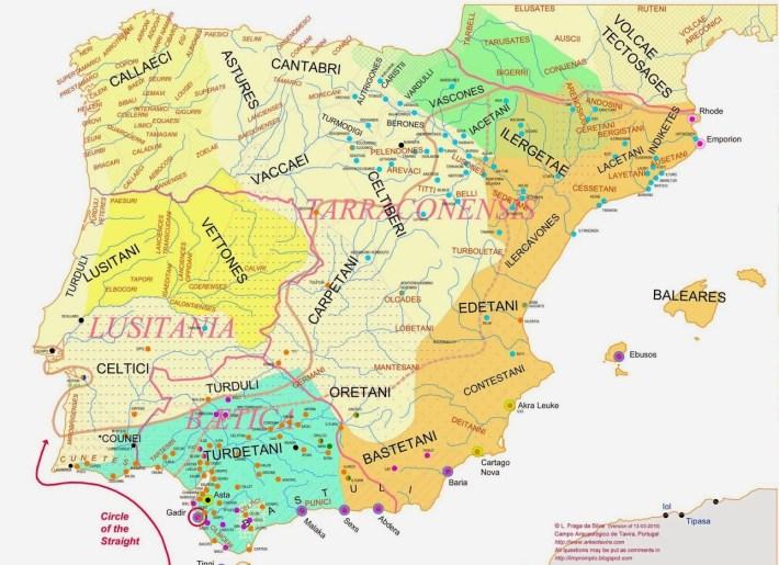 Saiba porque somos Lusitanos e quando se produziu vinho no nosso território 5