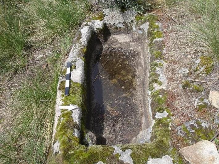 Lagar escavado em Rocha na Senhora da Ajuda