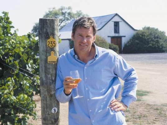 Nick Faldo entre golfe e vinhas 11