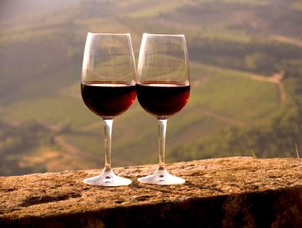 aspeto do vinho