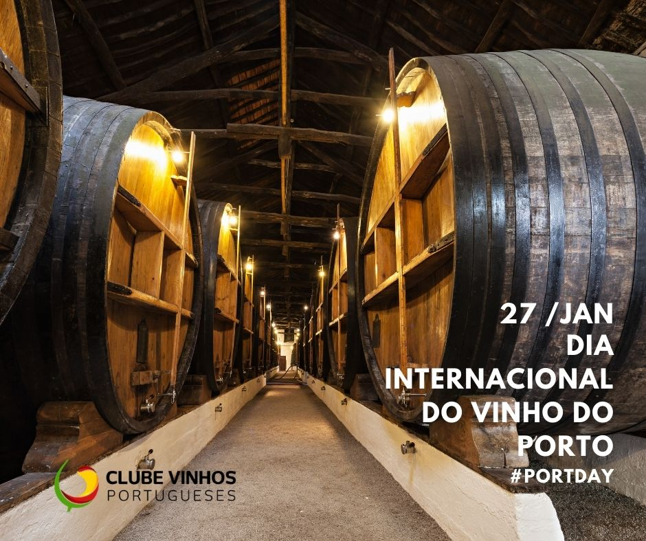 Feliz Dia Internacional do Vinho do Porto