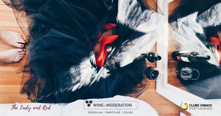 Beba Vinho com Moderação
