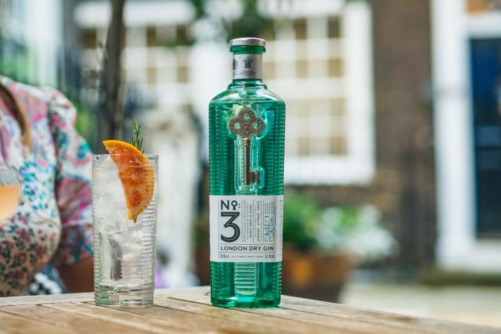 Gin No.3 apresenta o The Art of Perfection