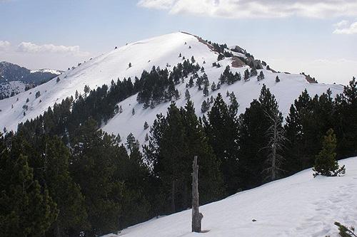 Gallina Pelada (serra d'Ensija) 3 - Diumenge, 1 d'abril de 2012