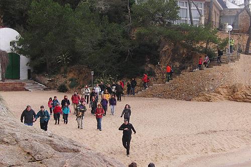 Tamariu - El Far de Sant Sebastià 2 - Diumenge, 13 de gener de 2013