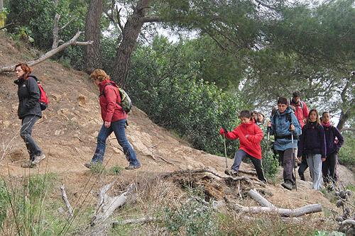 Tamariu - El Far de Sant Sebastià 3 - Diumenge, 13 de gener de 2013