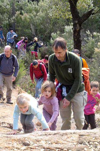 Castell de Farners 2 - 18 d'abril de 2010