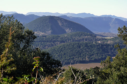 De Santa Pau a Sant Julià del Mont 1 - Diumenge, 22 de gener de 2012