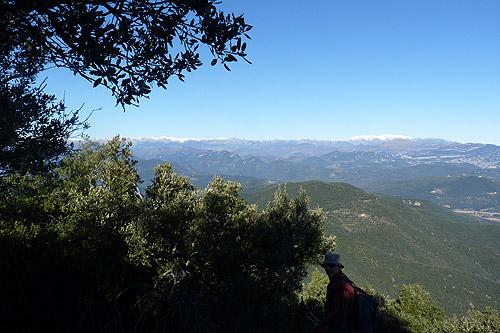 De Santa Pau a Sant Julià del Mont 2 - Diumenge, 22 de gener de 2012