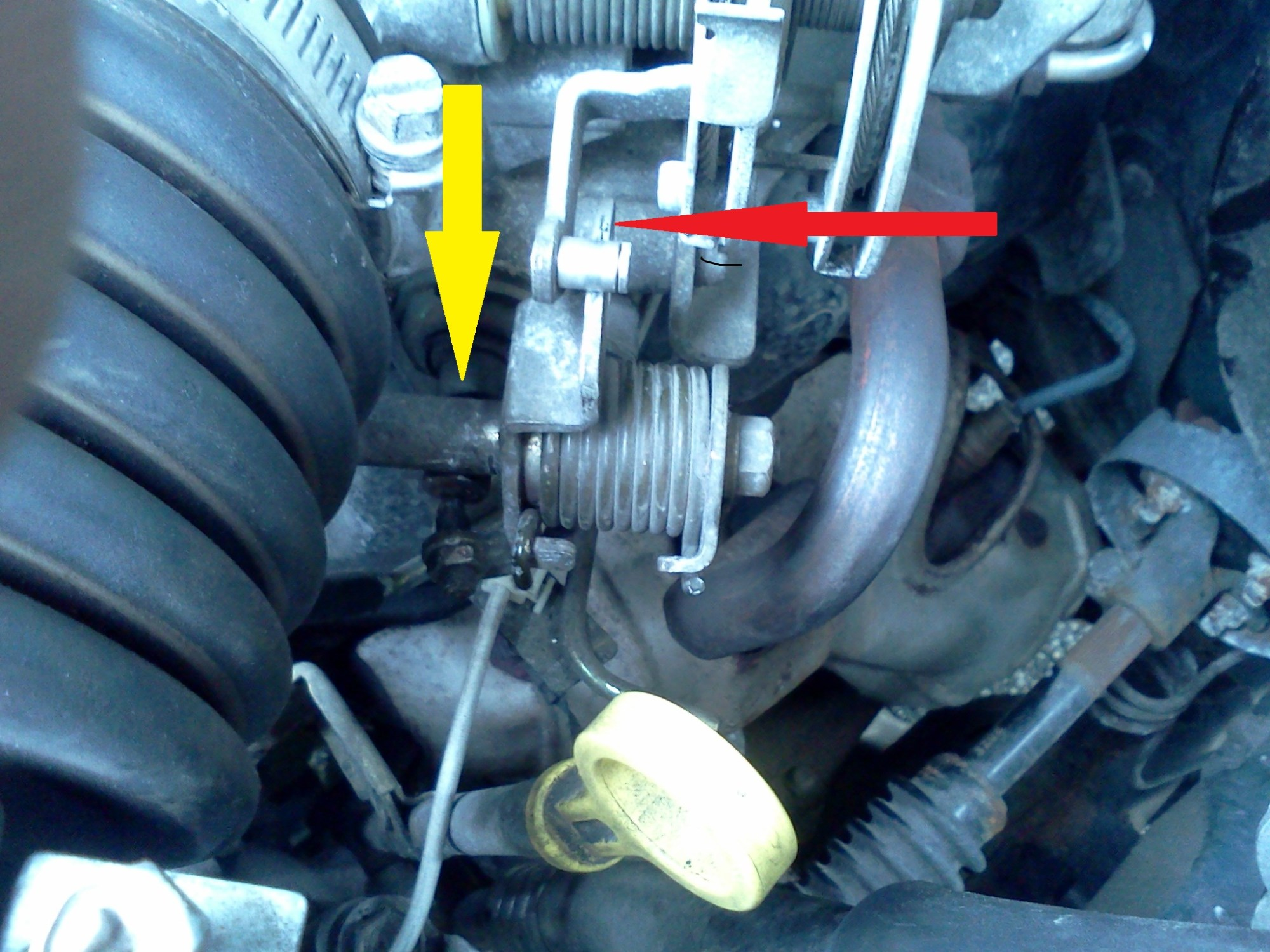 hight resolution of idle screwed up after replacing knock sensor nissan frontier forum nissan frontier engine diagram 2001 nissan altima idle air control