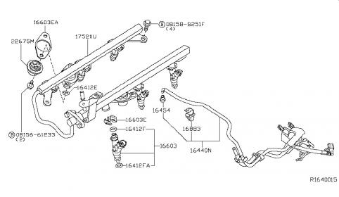 Bestseller: 2003 Nissan Frontier Engine Diagram