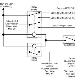 spdt relay wiring elocker wiring dpdt by wiring diagram todaynissan frontier forum spdt relay wiring elocker [ 1116 x 794 Pixel ]