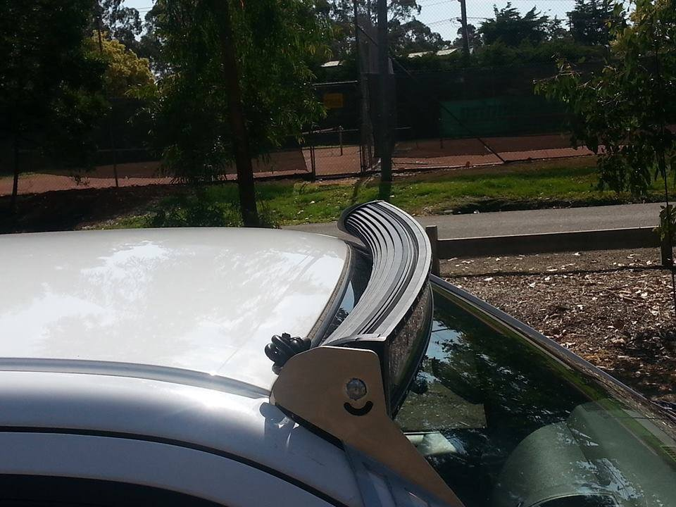 Mounting Led Light Bar Roof