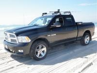 Mounting a shovel on my roof rack? - Nissan Frontier Forum