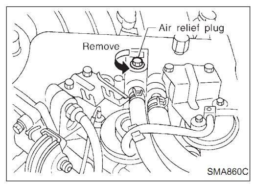Service manual [How To Remove Thermostat 2008 Nissan
