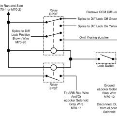 Dpdt Momentary Switch Wiring Diagram Universal Turn Signal 12 Volt Of Library