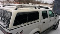 Truck Cap Roof Rack From Xterra - Nissan Frontier Forum