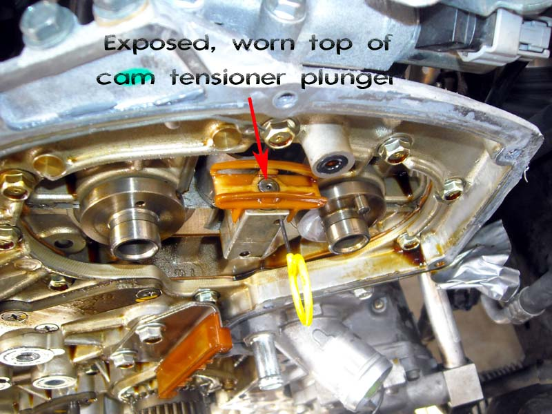 nissan frontier timing chain diagram 1984 jeep cj7 wiring 2012 schematic tsb completed forum replacement guide click image for larger