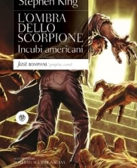 L'ombra dello scorpione - graphic novel