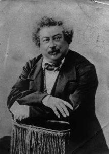 Alexandre Dumas, l'horror che non ti aspetti