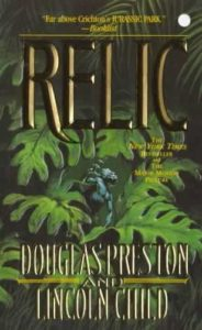 Relic di Lincoln Child e Douglas Preston