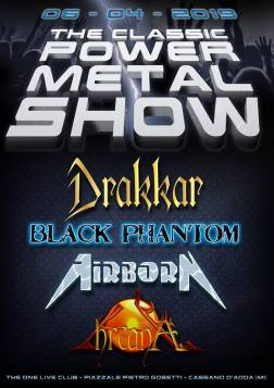 The Classic Metal Power Show