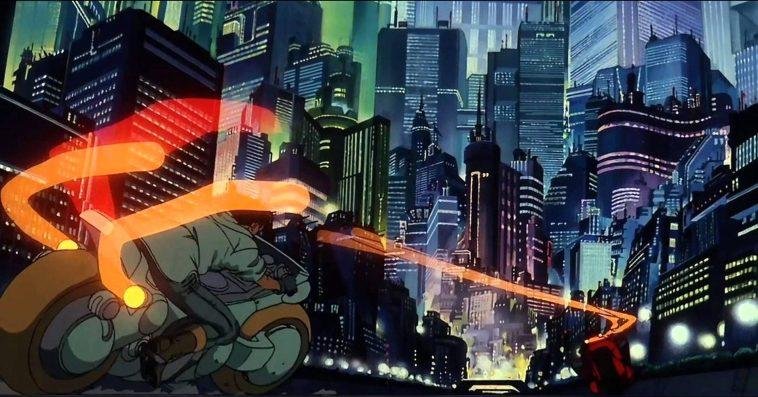 Akira di Katsuhiro Ōtomo