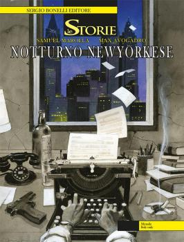Notturno Newyorchese di Samuel Marolla e Max Avogadro