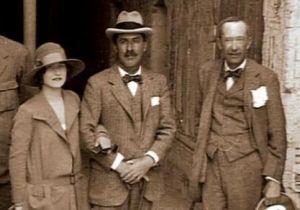 Lady Evelyn Herbert, Howard Carter e Lord Carnarvon