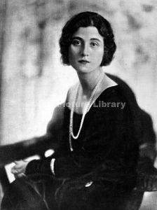 Lady Evelyne Herbert