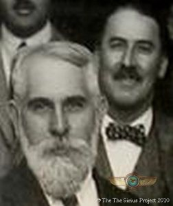 Pierre Lacau e Howard Carter
