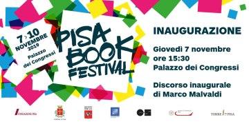 Il Foglio Letterario al Pisa Book Festival