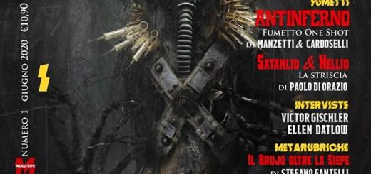 Molotov - Nuova rivista di cultura dark, horror e weird