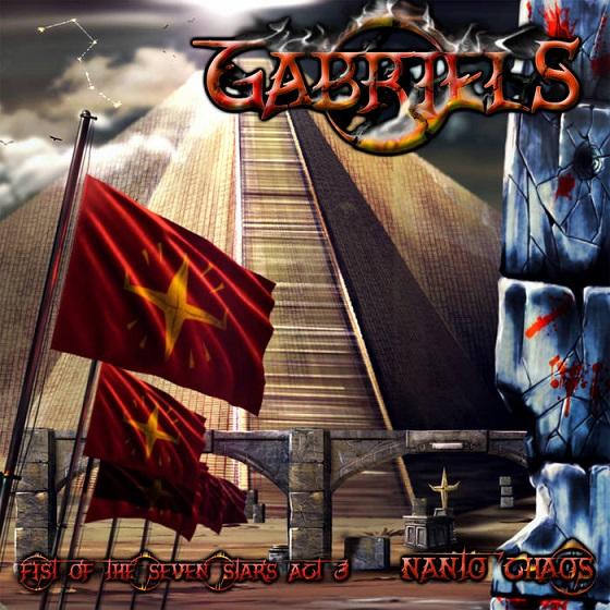 Fist Of The Seven Stars Act 3: Nanto Chaos - Nuovo album per Gabriels
