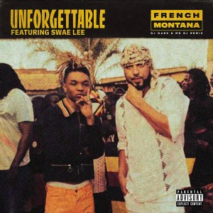 French Montana - Unforgettable (Dj Dark & MD Dj Remix) [COVER]