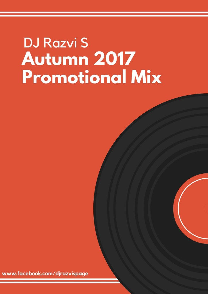 Autumn 2017 Promotional Mix