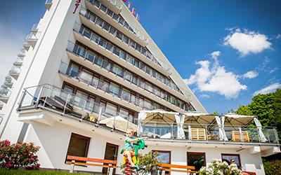 Hotel Diament Ustron Clubhotel