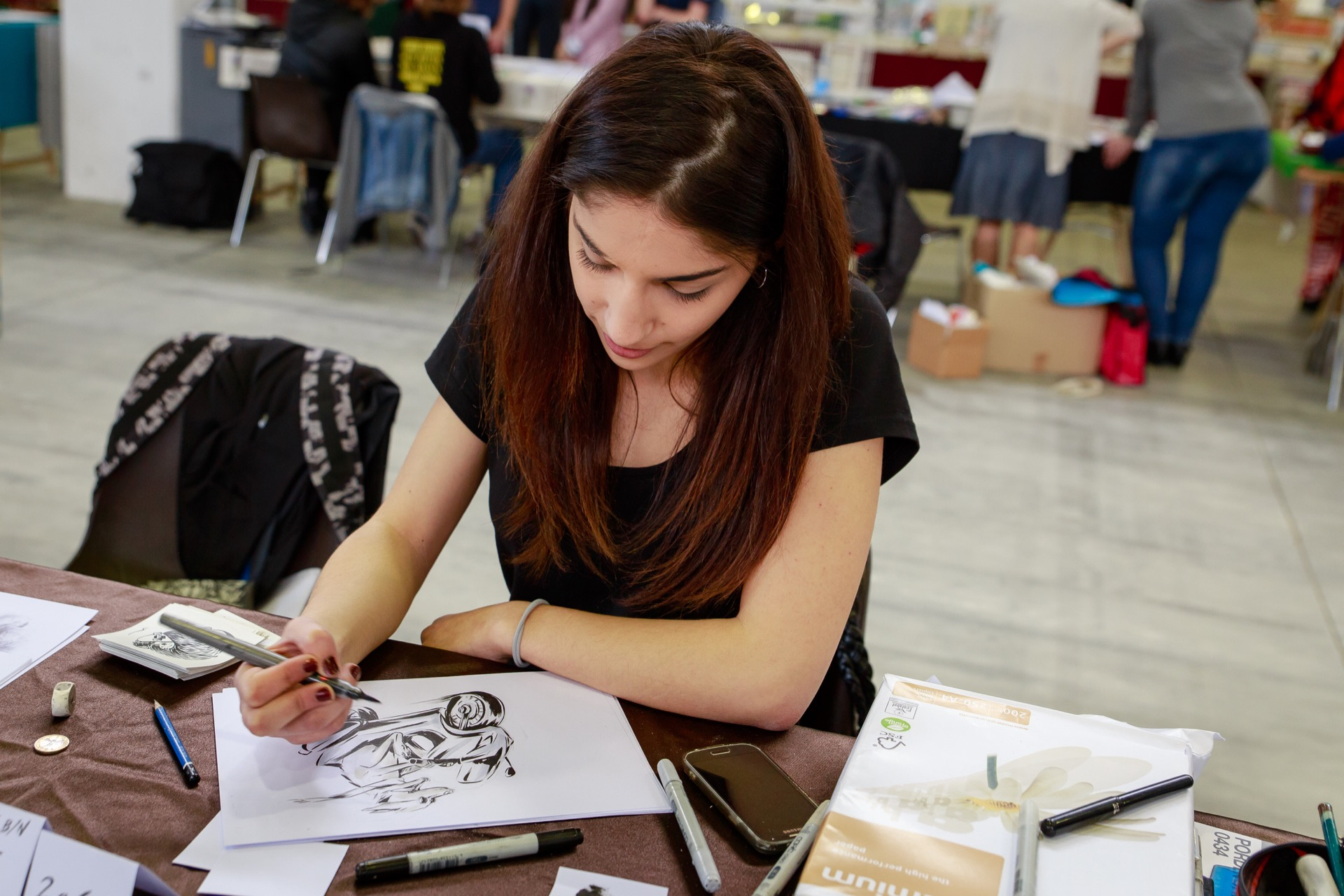 Cos naoniscon pordenone games comics club innercircle for Disegnatori famosi