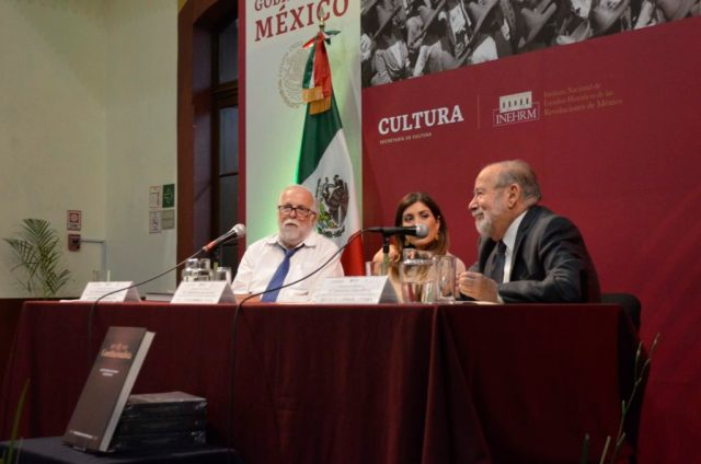 Presentan libro sobre «El Constitucionalista», publicación de gran valor testimonial