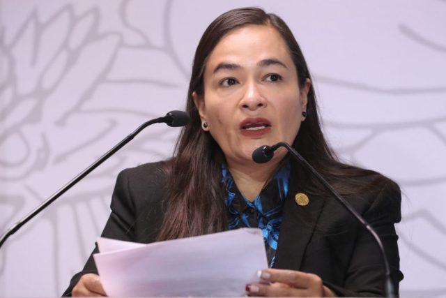 Al apoyar a Félix Salgado el Presidente no demostrará su respeto por las mujeres: Verónica Juárez