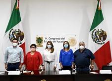 Inicia la instalación de Comisiones en el Congreso del Estado de Yucatán