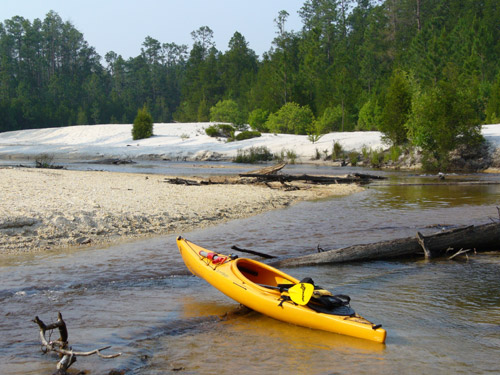 Coldwater Creek Kayaking