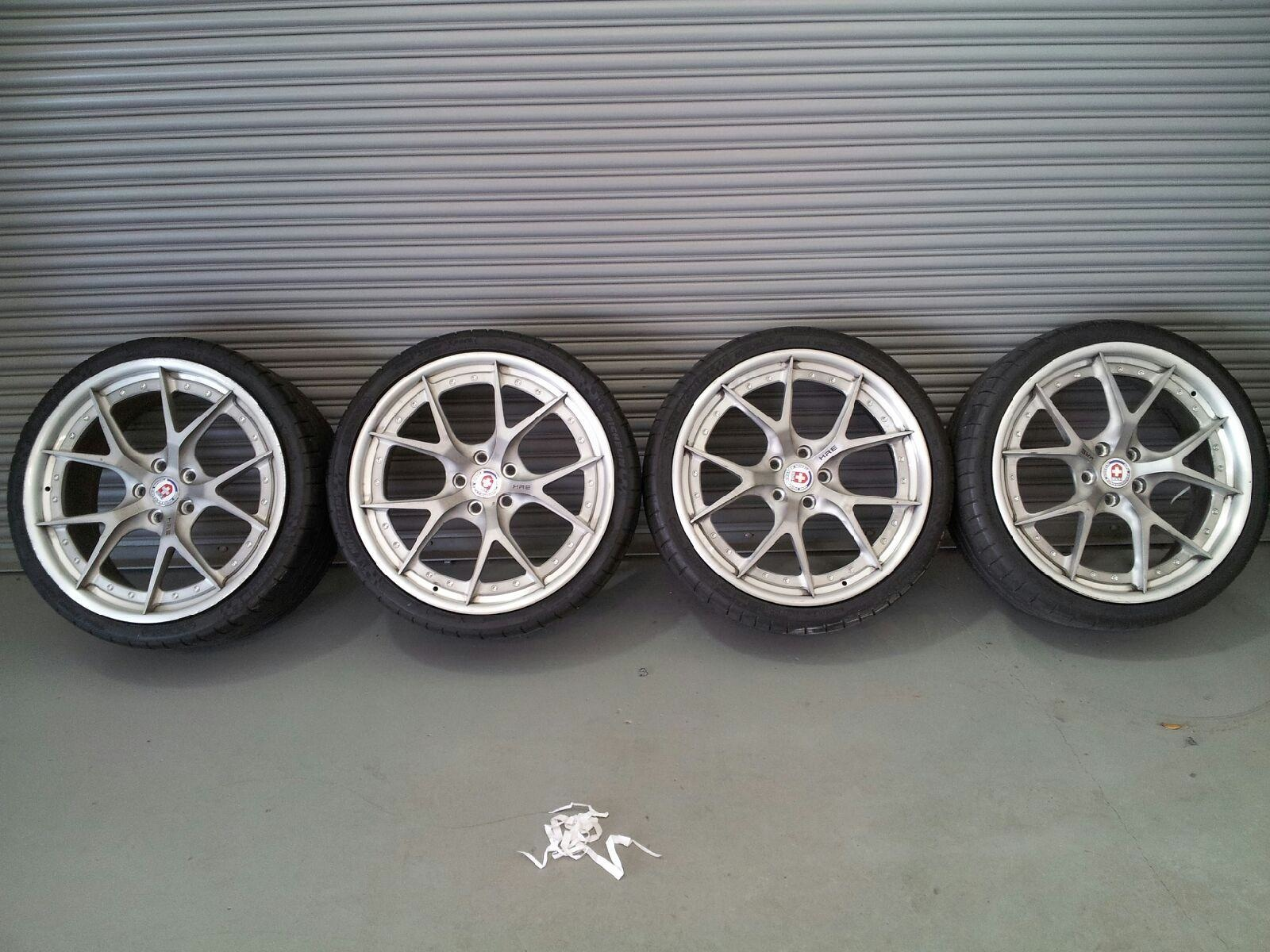 TX 2006 2013 lexus gs300 gs350 used HRE S101 wheels and