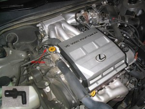 replacing PCV valve on my ES300  ClubLexus  Lexus Forum