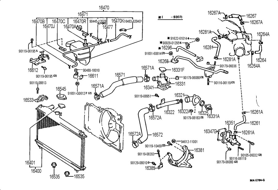 Lexus Cooling System Diagram Html, Lexus, Free Engine